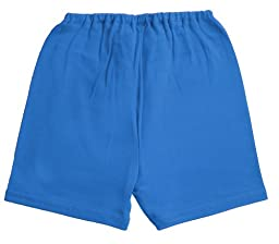 Zutano ''Primary'' Solid Shorts (Baby) - Periwinkle-12 Months