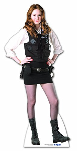 stelle-ritagli-taglio-moglie-amy-pond-uniformi-della-polizia