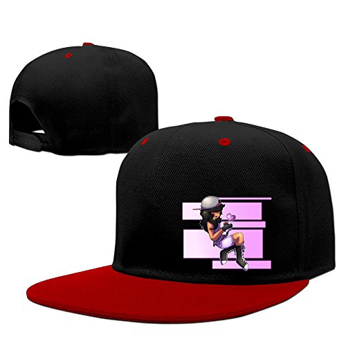teenmax-herren-baseball-cap-gr-one-size-rot