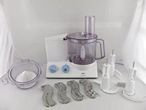 Braun K650 Multiquick Kitchen Machine Food Processor