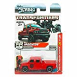 TRANSFORMERS SPEED STARS METAL HEROES IRONHIDE