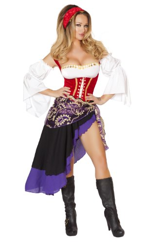 6 piece Sexy Gypsy Maiden