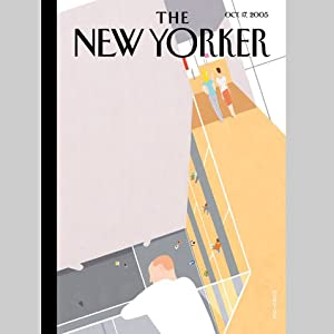 The New Yorker (Oct. 17, 2005) | [Hendrik Hertzberg, William Finnegan, Nick Paumgarten, Paul Goldberger, Anthony Lane]