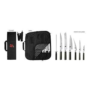 Shun DMS0899 8-Piece Classic Student Knife Set