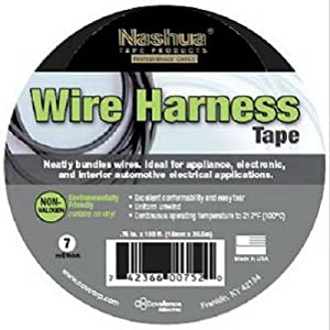 nashua products 682894 100 ft wire harness co uk diy tools