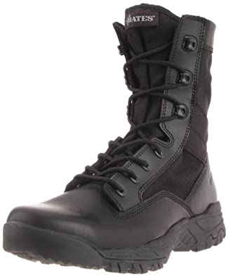 0a9b7269317 Bates Men's Zero Mass 8 Inches Side Zip Work Boot