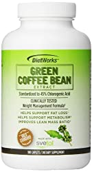 DietWorks Green Coffee Bean
