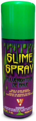 Rubies Costume Co Women's Slime Blood Spray