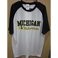 Michigan Wolverines tshirt size L
