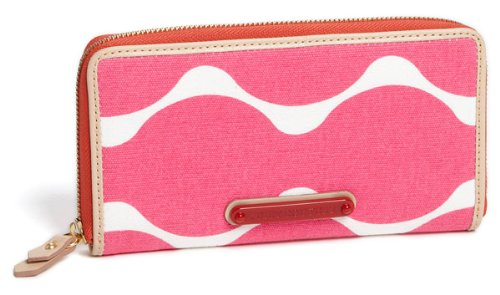 Juicy Couture 'Crazy for Couture' Canvas Wallet