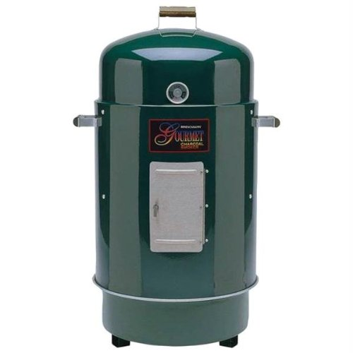 Brinkmann 852-7080-E Charcoal Gourmet Grill and Smoker