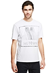 Pure Cotton MOTOWN® T-Shirt
