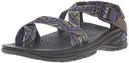 Chaco Men\'s Zvolv 2 Sport Sandal, Mandarin Brindle, 7 M US