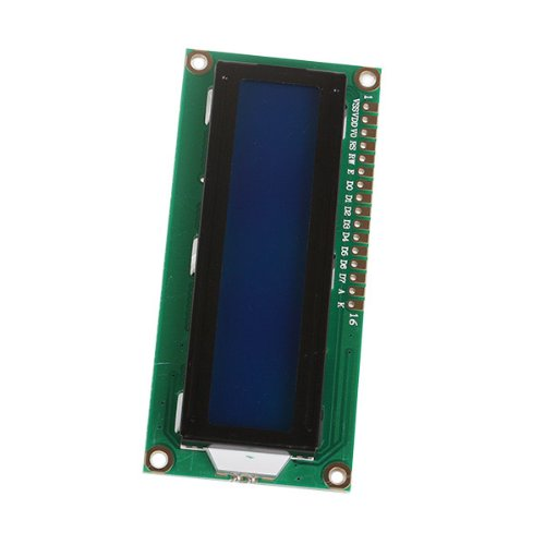 Generic High Contrast 1602 16X2 Character Hd44780 Character Lcd Display Lcm Module