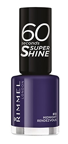 Rimmel London - 60 Seconds Super Shine Nail Polish 8 ml