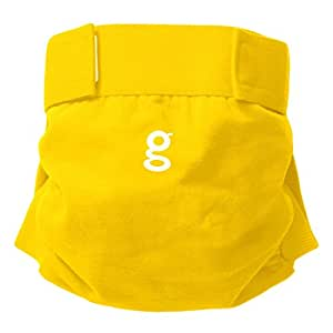 gNappies soft cotton gPants, Good Morning Sunshine - Small