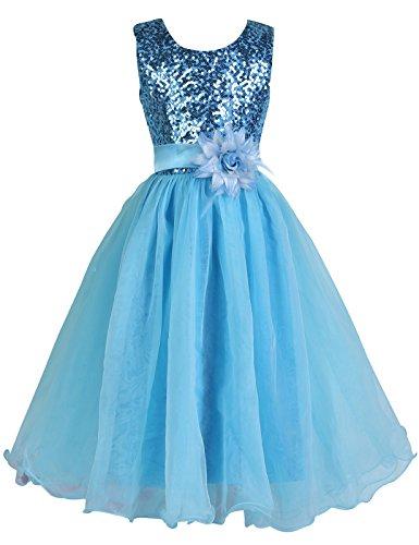 little-girls-elegant-formal-birthday-dresses-with-flower-blue-9-10-years
