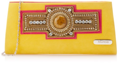 Murcia Murcia Clutch (Yellow) MF57YL