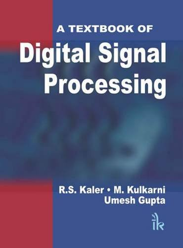 A Textbook of Digital Signal Processing (Digital Processing compare prices)