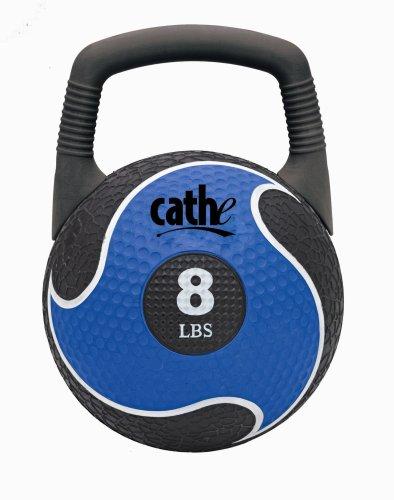8 Lb Medicine Ball With Handles