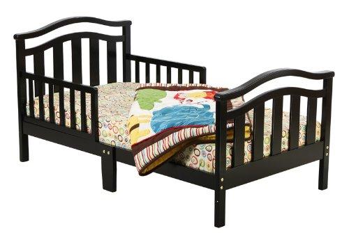 Black Wooden Beds 1316 front