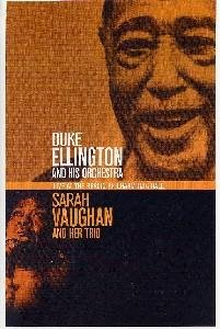 Duke Ellington And Sarah Vaughan - Live At The Berlin Philharmonic Hall 1989 [DVD]