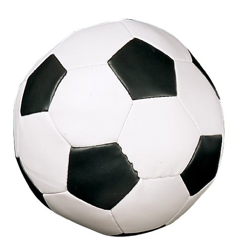 Champion Sports 8 Inch Soft Sport Soccer Ball