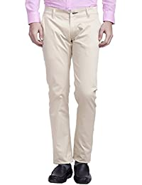 Winsome Deal Men's Cotton Slim Fit Chinos Pant - B01DAE816M