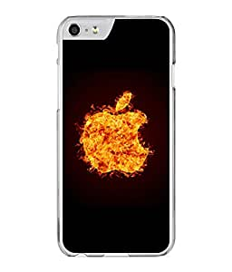 Dzinetree iPhone 6 Apple Back Cover Cases - Black