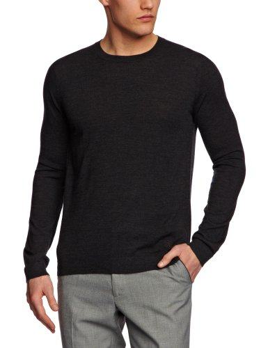 Pringle MK133 Men's Jumper Charcoal Medium