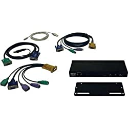 Tripp Lite B051-000 KVM Over IP Remote Access Unit for KVM Switches or Servers
