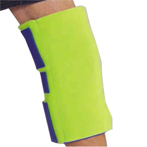 Brown Medical Polar Ice Large Knee Wrap  (Color may vary)