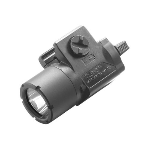 Details for Streamlight 69220 Tlr-3 Weapon Mounted Tactical Light With Rail Locating Keys from Streamlight Inc