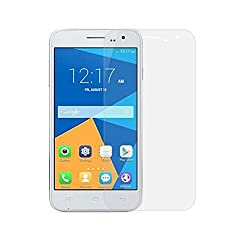 Qawachh Tempered Glass Screen Guard for Gionee V5
