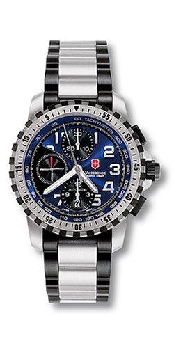 Victorinox Swiss Army Alpnach Automatic Chrono Two Tone Mens Watch 241194