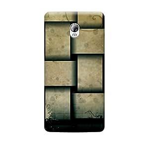 iShell Premium Printed Mobile Back Case Cover With Full protection For Lenovo Vibe P1 (Designer Case)