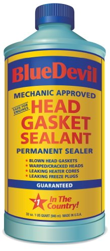 Blue Devil Engine and Cooling Sealant, 32 oz. (38386)