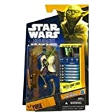 Star Wars 2010 Saga Legends Action Figure SL No. 13 Yoda
