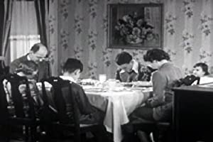 Traditional Family Dinner Holiday Movie A Day Of Thanksgiving Dvd 1951 from Quality Information Publishers, Inc.