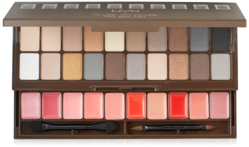 Best NYX Palette Shadows Colors Applicator