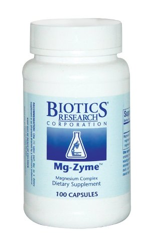 Biotics Research, Mg-Zyme (Magnesium) (100C)