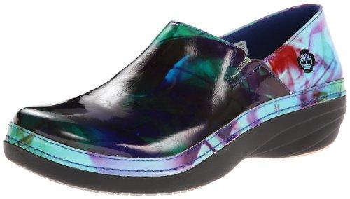 Timberland Pro Women's Renova Shattered Glass Clog,Shattered Glass,6 W US