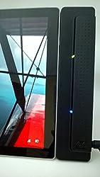 Microsoft Surface PRO 4 Compatible Docking Station. Displayport, USB Hub, Charger, Gigabit ethernet by Techno Geek