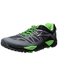 newest collection 5bfe3 1ae72 Brooks Cascadia 10 Trail Running Shoe - Men's Primer Grey/Black/Green  Gecko, 8.0 | $125 - Buy today!