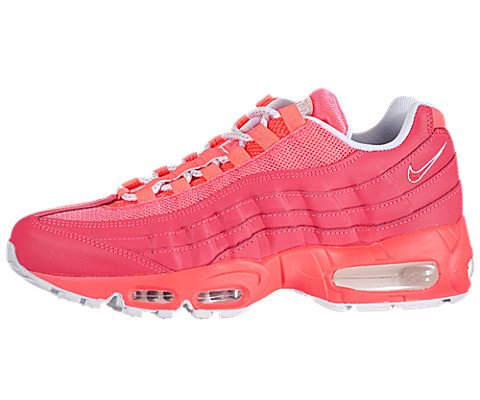 "best service 71dd4 16090 ""New"" Nike Womens Air Max 95 Hot Punch Storm Pink White"