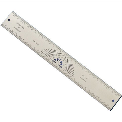 Incra Rules 300 mm Precision Metric Centering Rule (Stainless Steel)