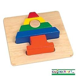 Guidecraft Primary Puzzle - Tree G2018