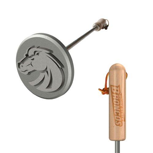 Boise State University Broncos BBQ Branding Iron