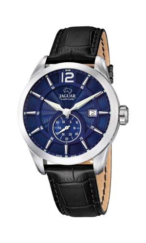 jaguar-watches-j663-2-reloj-analogico-de-cuarzo-para-hombre-correa-de-cuero-color-negro