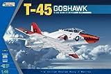 1/48 エアクラフトシリーズ T-45 ゴスホーク【アメリカ海軍 艦上高等練習機】 プラモデル